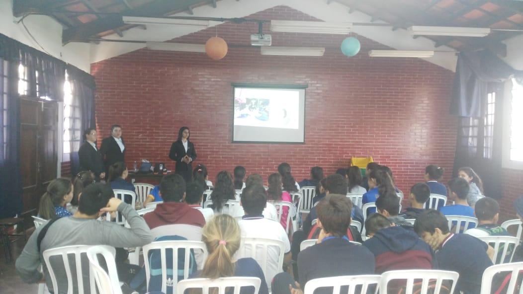 Proyecto Pedagógico de Práctica Educativa del Profesorado en Ciencias Básicas