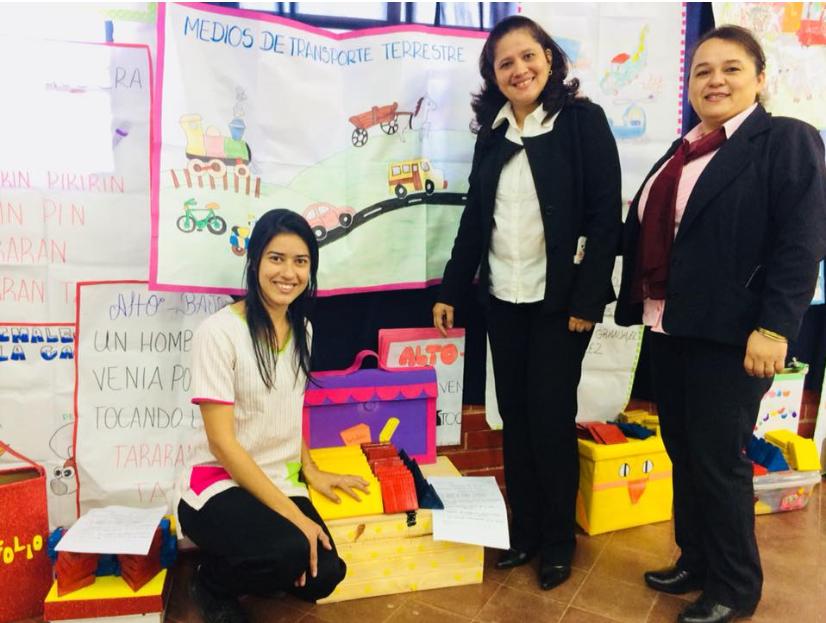 Expo Feria Educación Inicial
