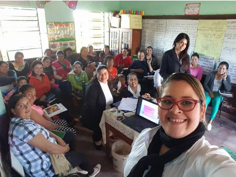 Proyecto de extensión social dentro de la Práctica Educativa