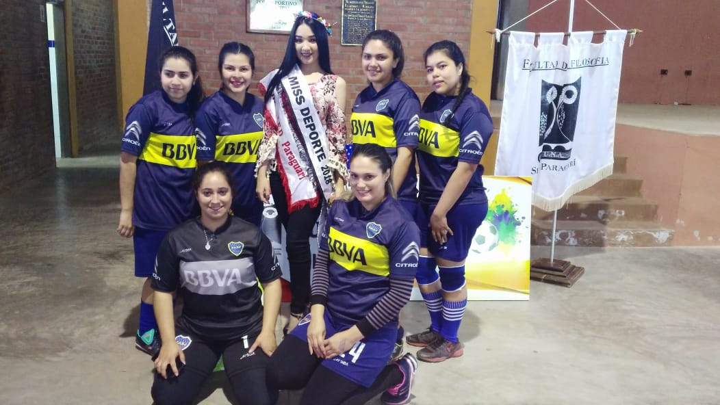 Campeonas en Futsal Femenino